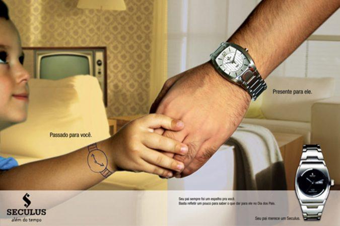 AD Dia dos Pais