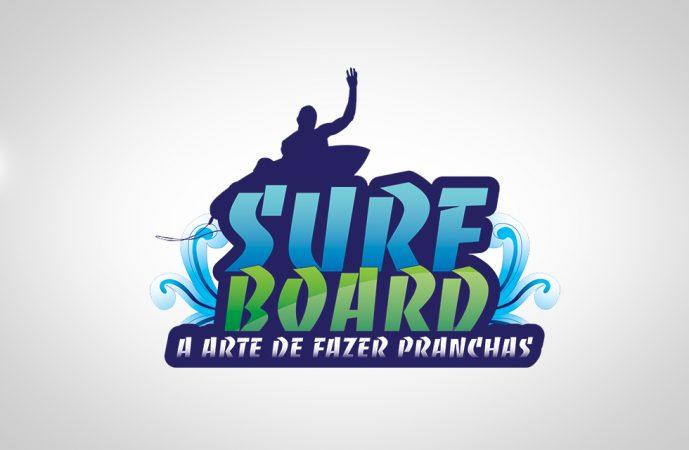Logomarca Surf Board